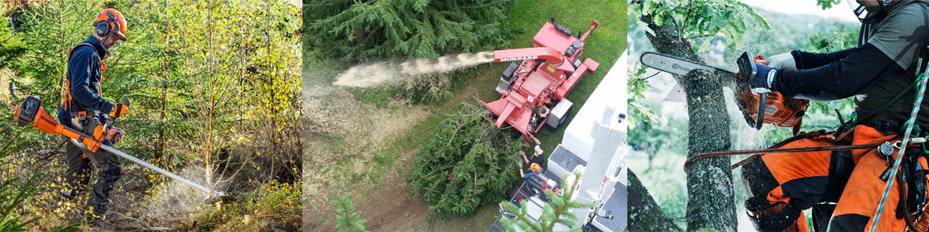 CHIPPING - LOT CLEARING - BRUSH CUTTING